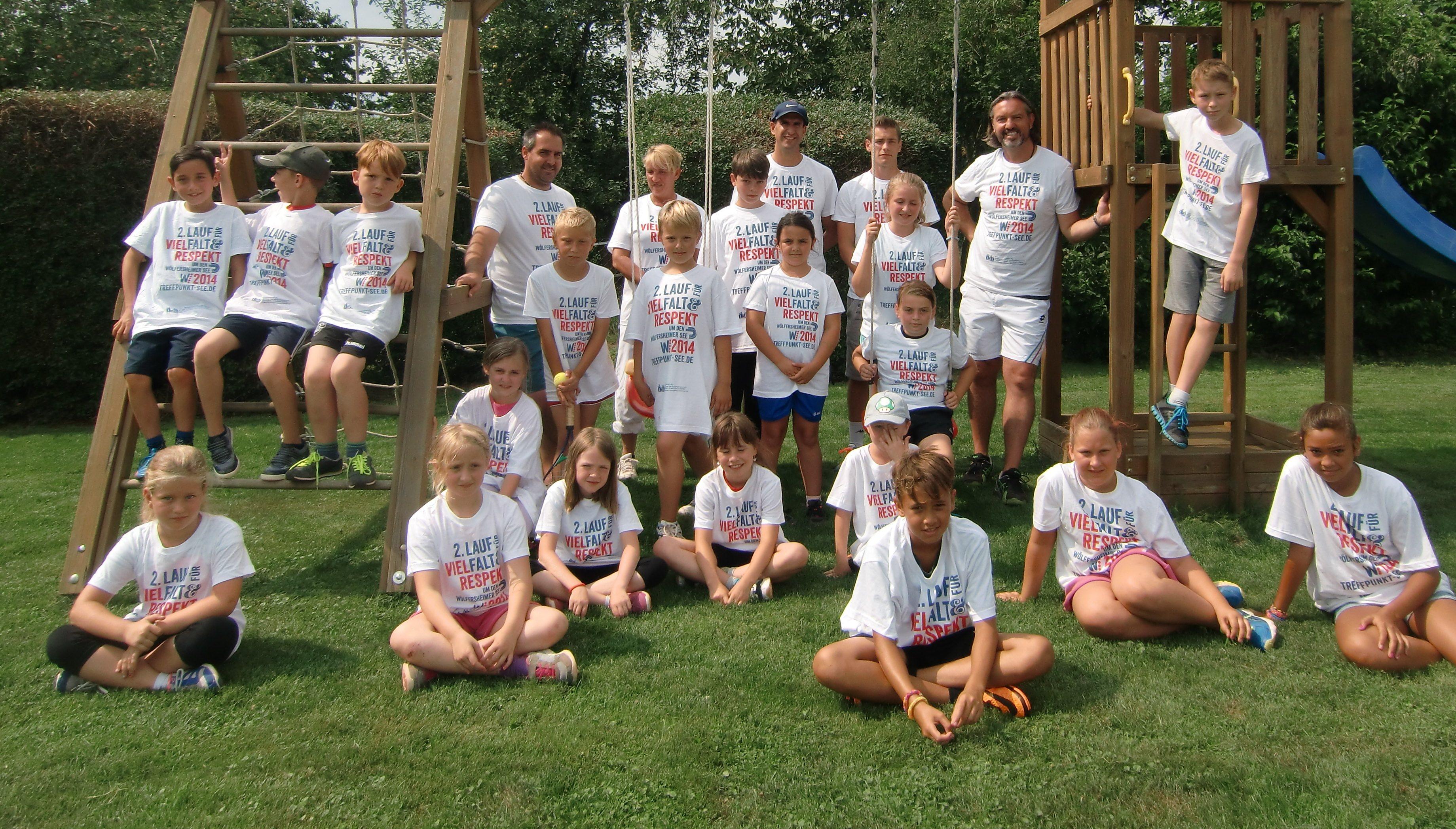 Jugend-Sommercamp 2014
