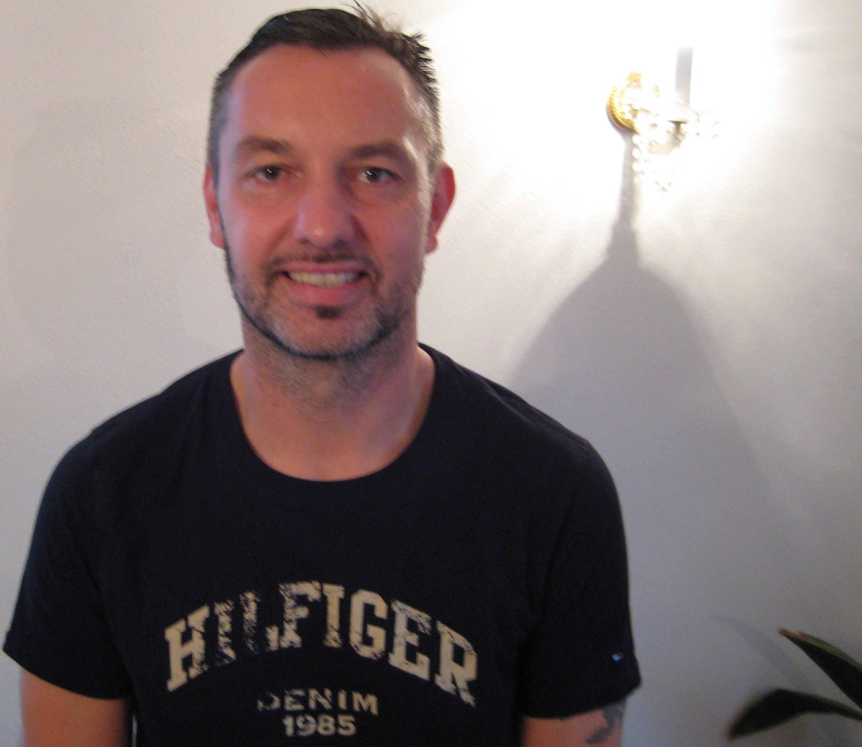 Trainer Alex Rentsch