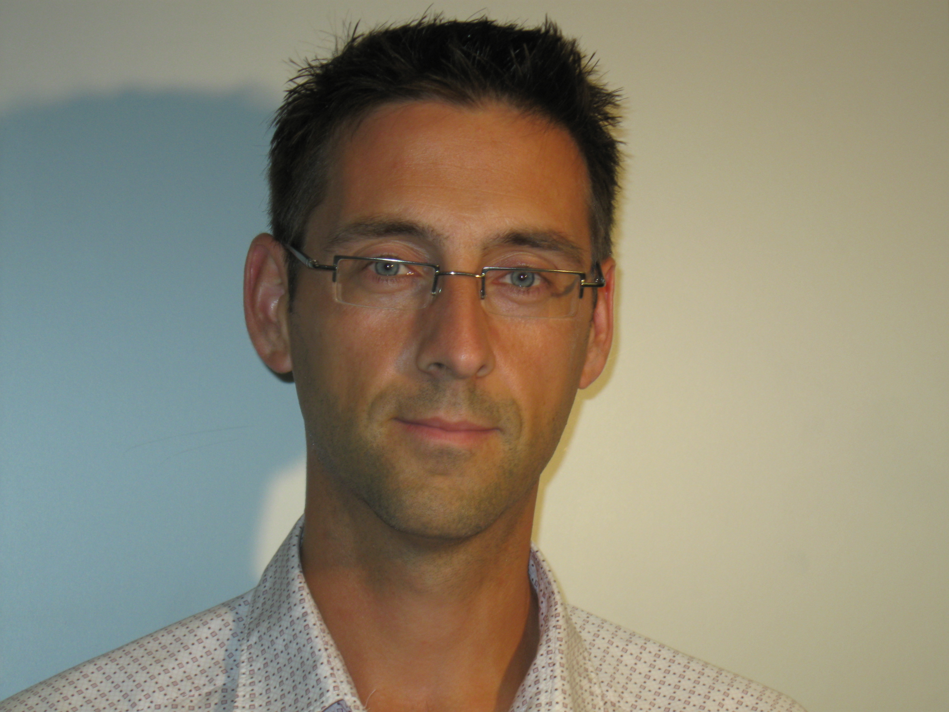 Trainer Tobias Brandt