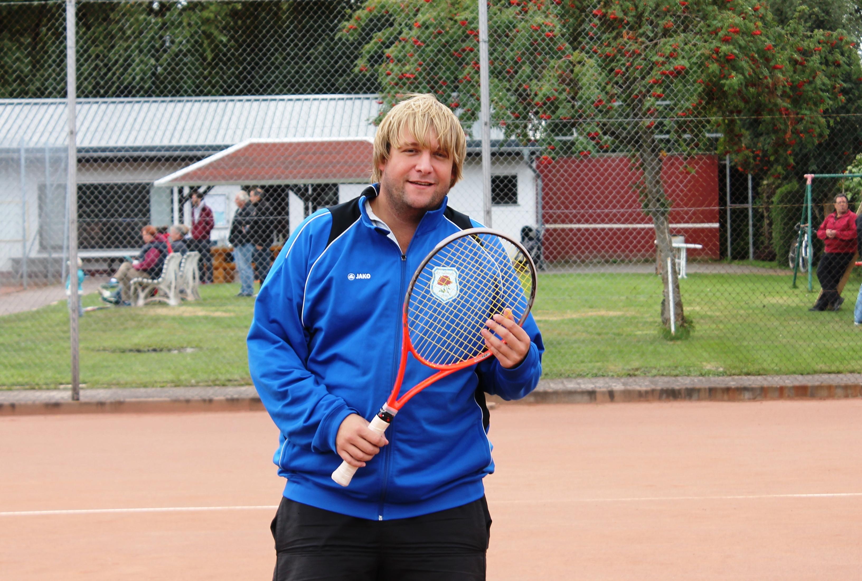 B-Clubmeister Daniel Ruiz-Martinez