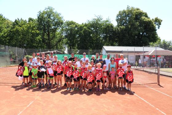 Teilnehmer Sommercamp 2018